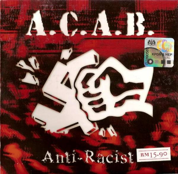 Acab - Anti-Racist