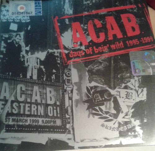 Acab - Days Of Bein