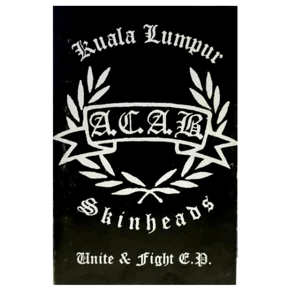 Acab - Unite & Fight E.P.