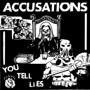Accusations - You Tell Lies EP
