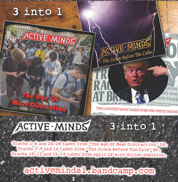 Active Minds - 3 Into 1