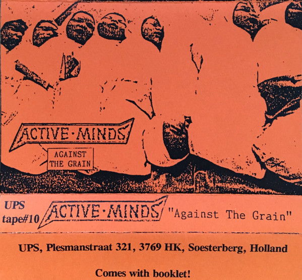 Active Minds - Against The Grain