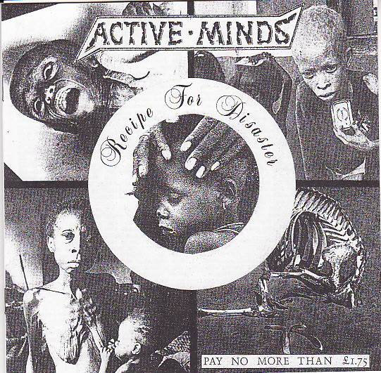 Active Minds - Recipe For Disaster