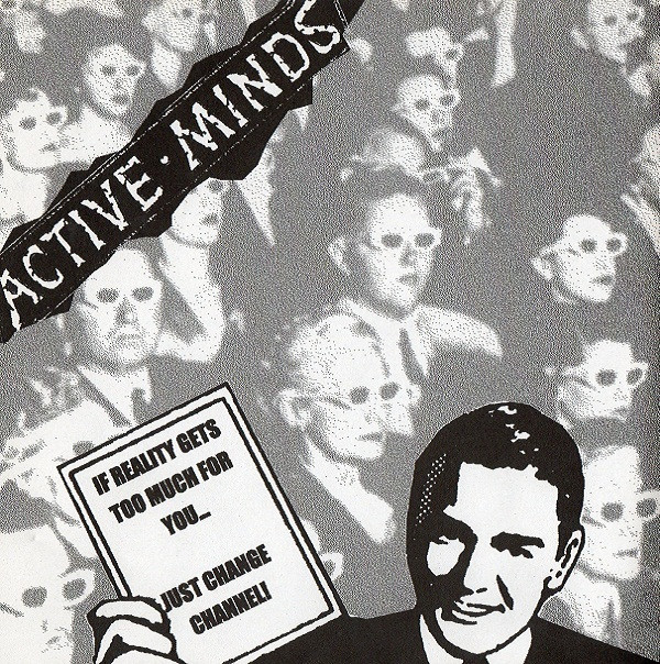Active Minds - Split 7""