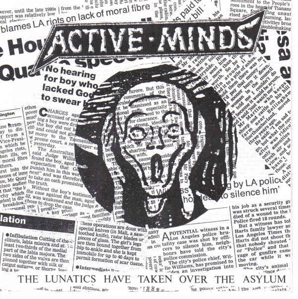 Active Minds - The Lunatics Have Taken Over The Asylum