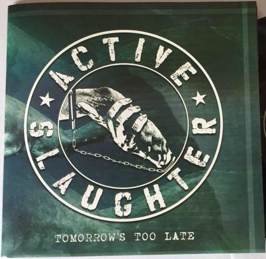Active Slaughter - Tomorrow