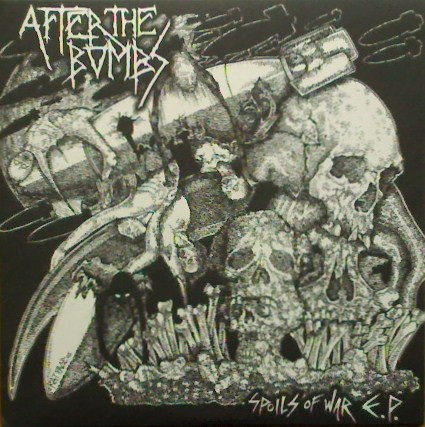 After The Bombs - Spoils Of War E.P.