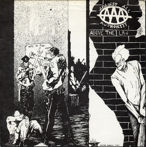 Against All Authority - Above The Law