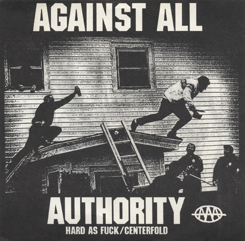Against All Authority - Against All Authority / Less Than Jake