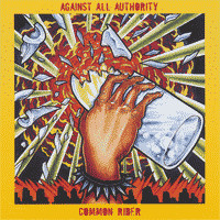 Against All Authority - Split