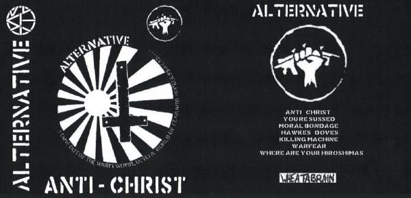 Alternative - Anti Christ Demo 82
