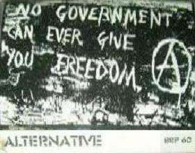 Alternative - No Government Can Ever Give You Freedom