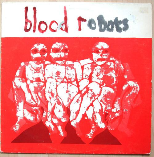 Androids Of Mu - Blood Robots