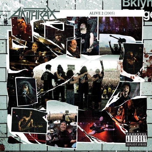 Anthrax - Alive 2 (2005)