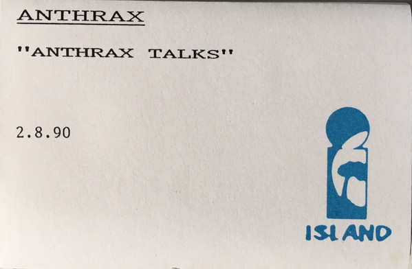 Anthrax - Anthrax Talks
