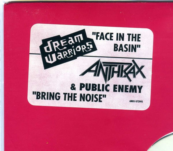 Anthrax - Bring The Noise / Milk / Face In The Basin