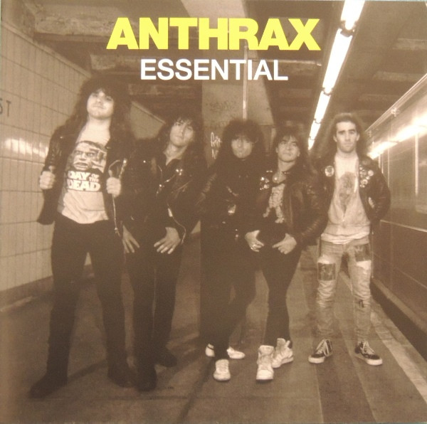 Anthrax - Essential