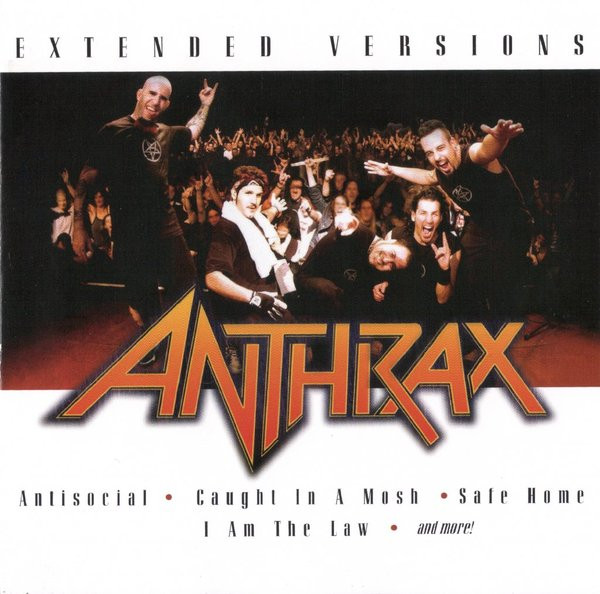 Anthrax - Extended Versions