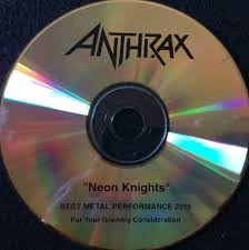 Anthrax - Neon Knights