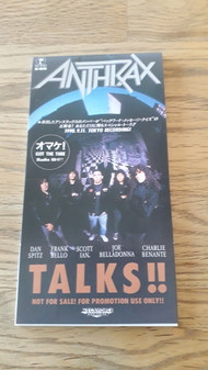 Anthrax - Talks !!