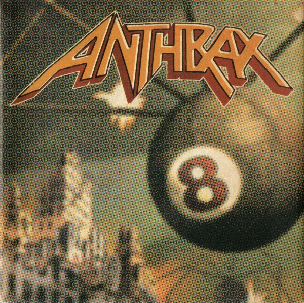 Anthrax - Volume 8 - The Threat Is Real