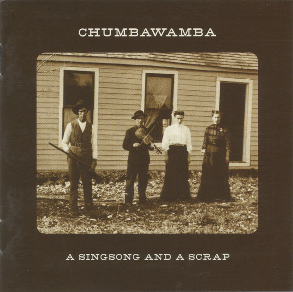 Anti chumbawamba Ep - A Singsong And A Scrap