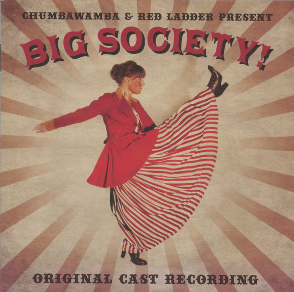 Anti chumbawamba Ep - Big Society!