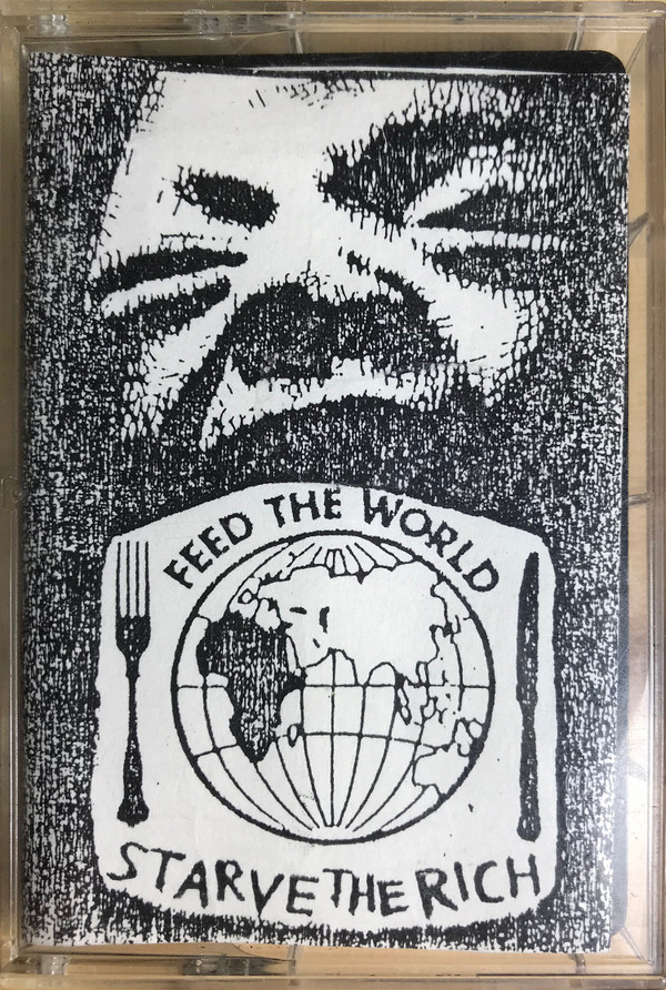 Anti chumbawamba Ep - Feed The World, Starve The Rich