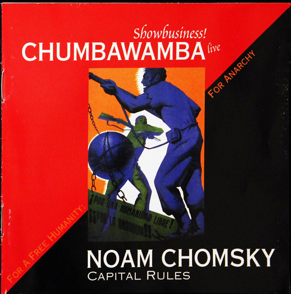 Anti chumbawamba Ep - For A Free Humanity: For Anarchy