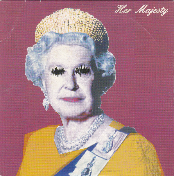Anti chumbawamba Ep - Her Majesty
