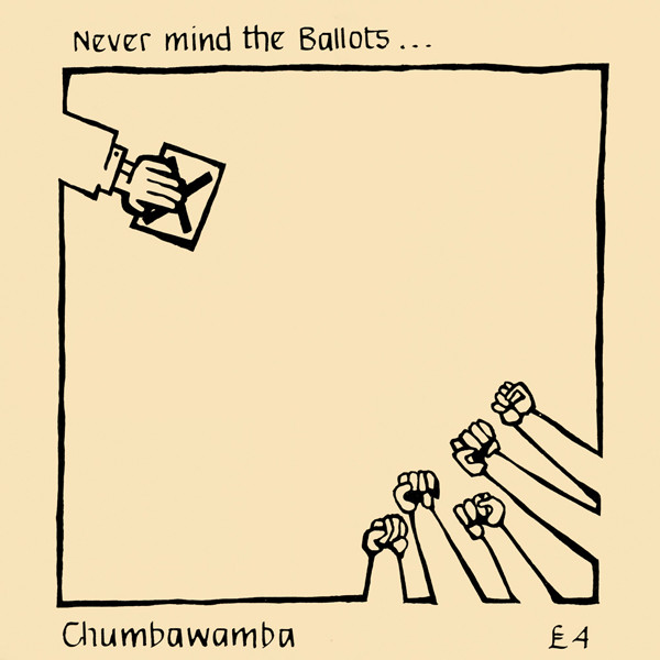 Anti chumbawamba Ep - Never Mind The Ballots