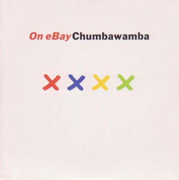 Anti chumbawamba Ep - On eBay