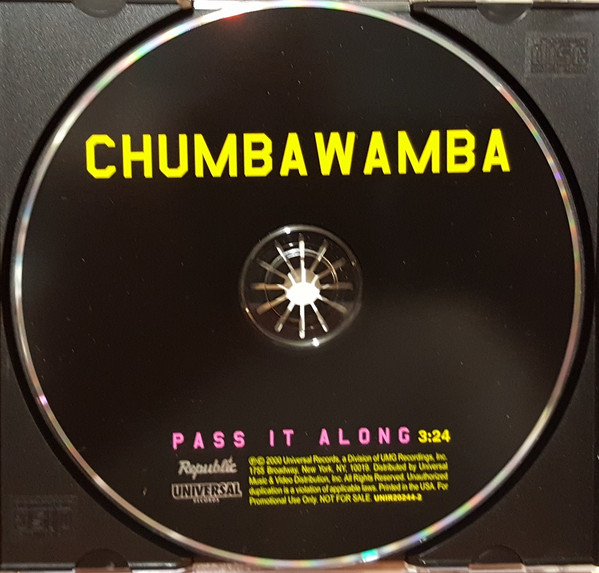 Anti chumbawamba Ep - Pass It Along