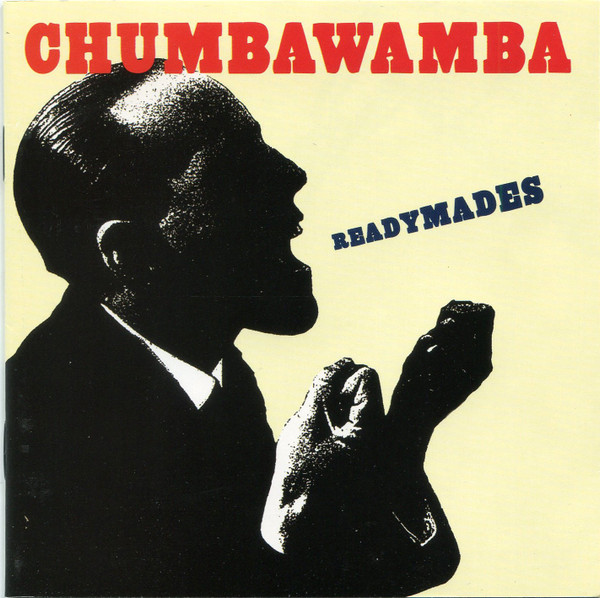 Anti chumbawamba Ep - Readymades