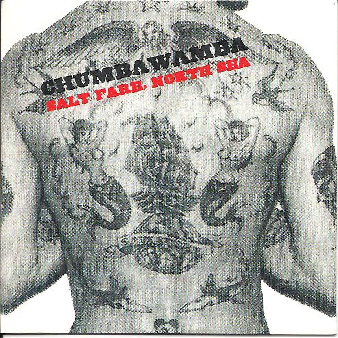 Anti chumbawamba Ep - Salt Fare, North Sea