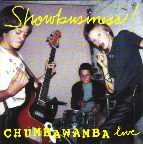 Anti chumbawamba Ep - Showbusiness!