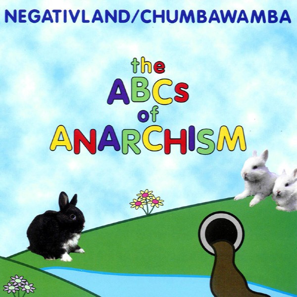Anti chumbawamba Ep - The ABCs Of Anarchism