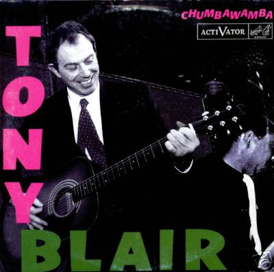 Anti chumbawamba Ep - Tony Blair
