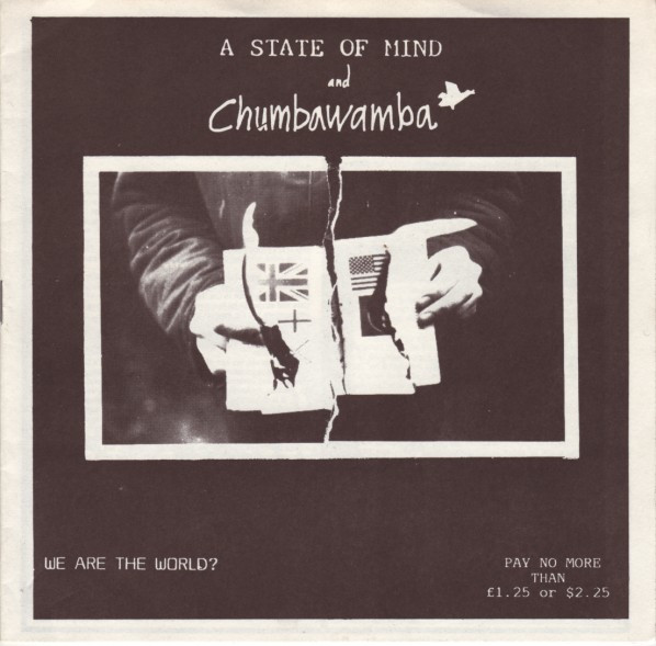 Anti chumbawamba Ep - We Are The World?