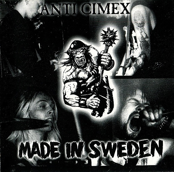 Anti cimex - Made In Sweden