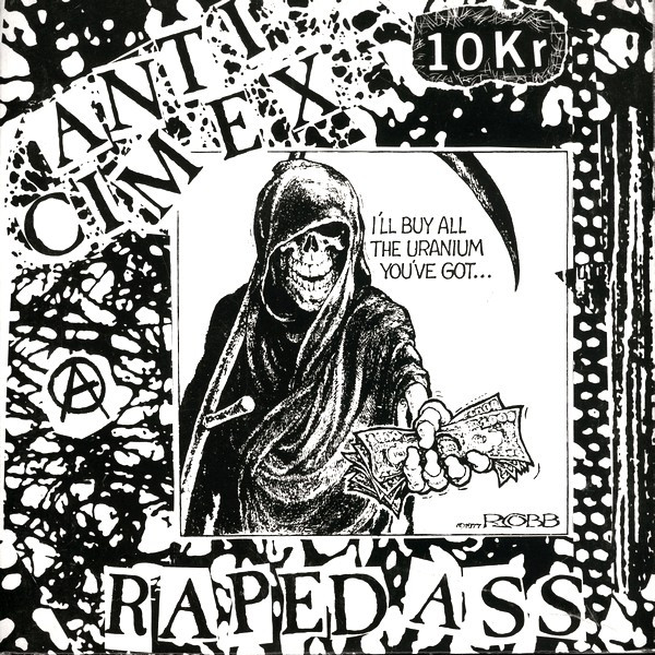 Anti cimex - Raped Ass
