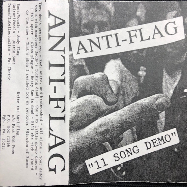 Anti flag - 11 Song Demo