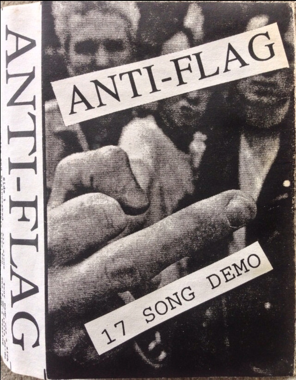 Anti flag - 17 Song Demo