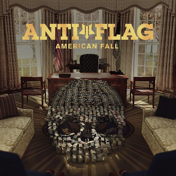 Anti flag - American Fall