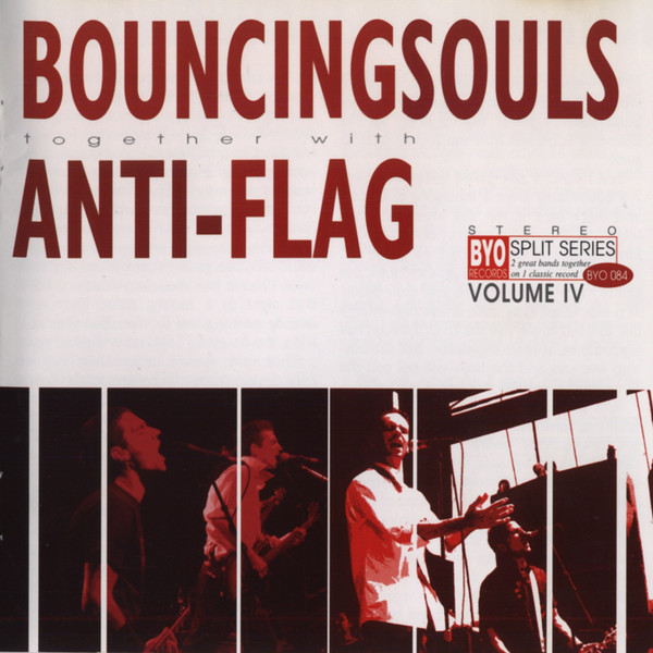 Anti flag - BYO Split Series / Volume IV