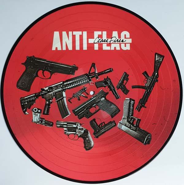 Anti flag - Cease Fires