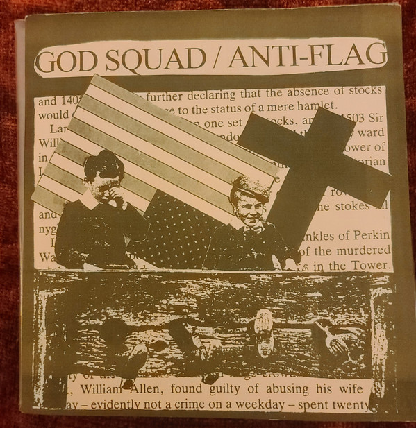 Anti flag - God And Country