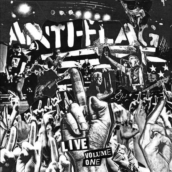 Anti flag - Live-Volume One