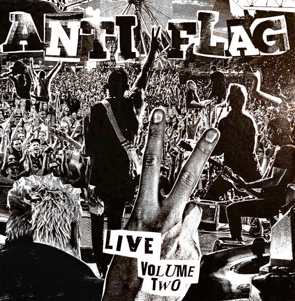 Anti flag - Live Volume Two