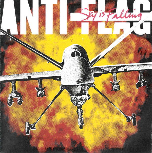 Anti flag - Sky Is Falling